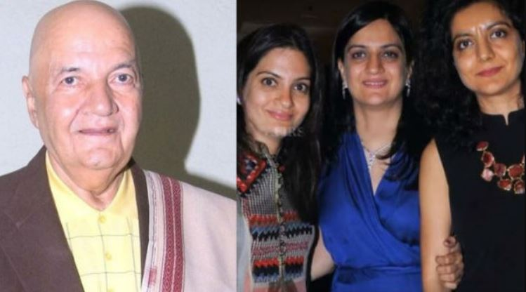 This image has an empty alt attribute; its file name is prem-chopra-daughters.jpg