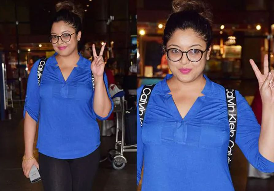 This image has an empty alt attribute; its file name is tanushree-latest-pics.jpg